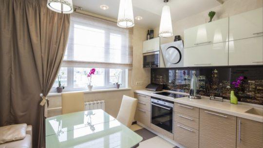 Варианты интерьера для небольшой кухни (33 фото)