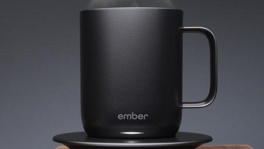 Ember — умная кружка за 80$