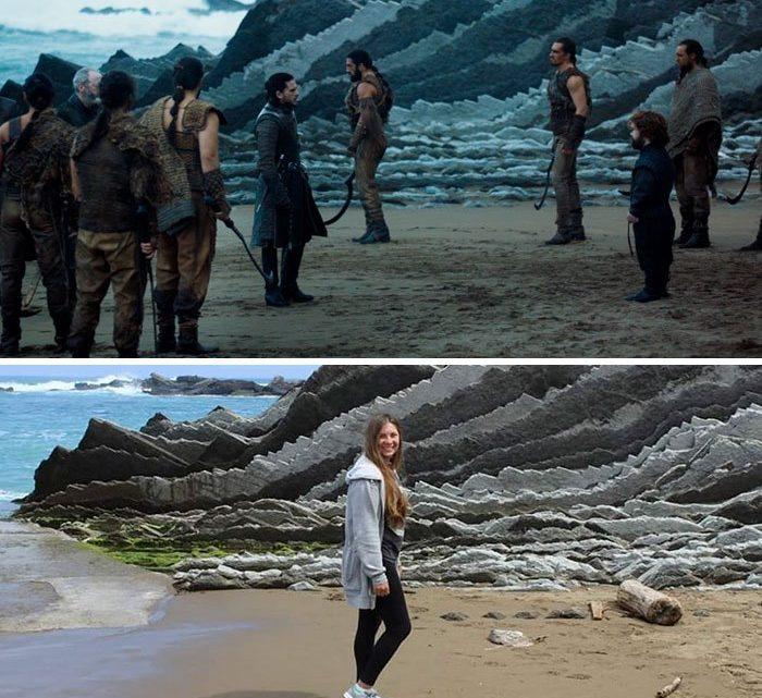 Реальные места, где снимали «Игру престолов»
