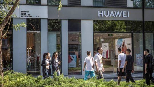 США сняли торговые ограничения дляHuawei на90 дней