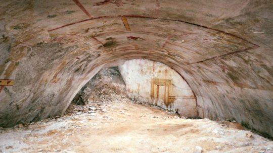 Тайная комната вруинах дворца Нерона: свежее открытие археологов
