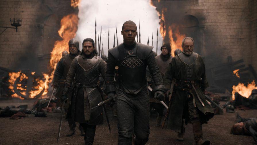 Жители Китая не смогли посмотреть последнюю серию «Игры престолов»