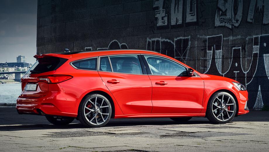 Универсал Ford Focus ST появится в Европе летом