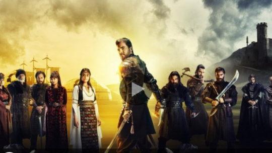 Воскресший Эртугрул 5 сезон 63-147 серии (на русском языке) — смотреть онлайн