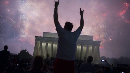 День независимости США (41 фото)