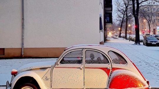 Грегор Клар снимает автомобили на улицах немецких городов (25 фото)