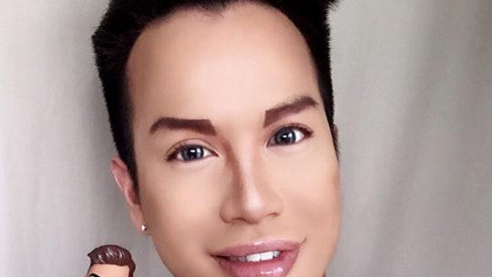 Канадец потратил более $30 000, чтобы выглядеть как кукла Кен