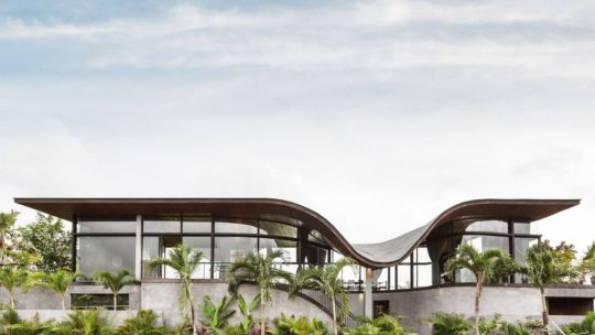 Роскошная вилла в Индонезии