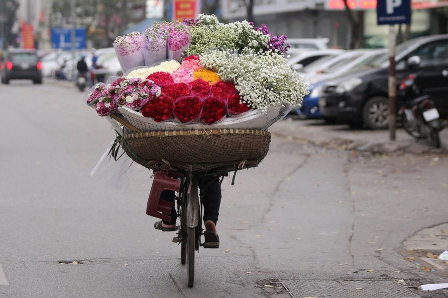 подробной продавец цветов смешное фото днем