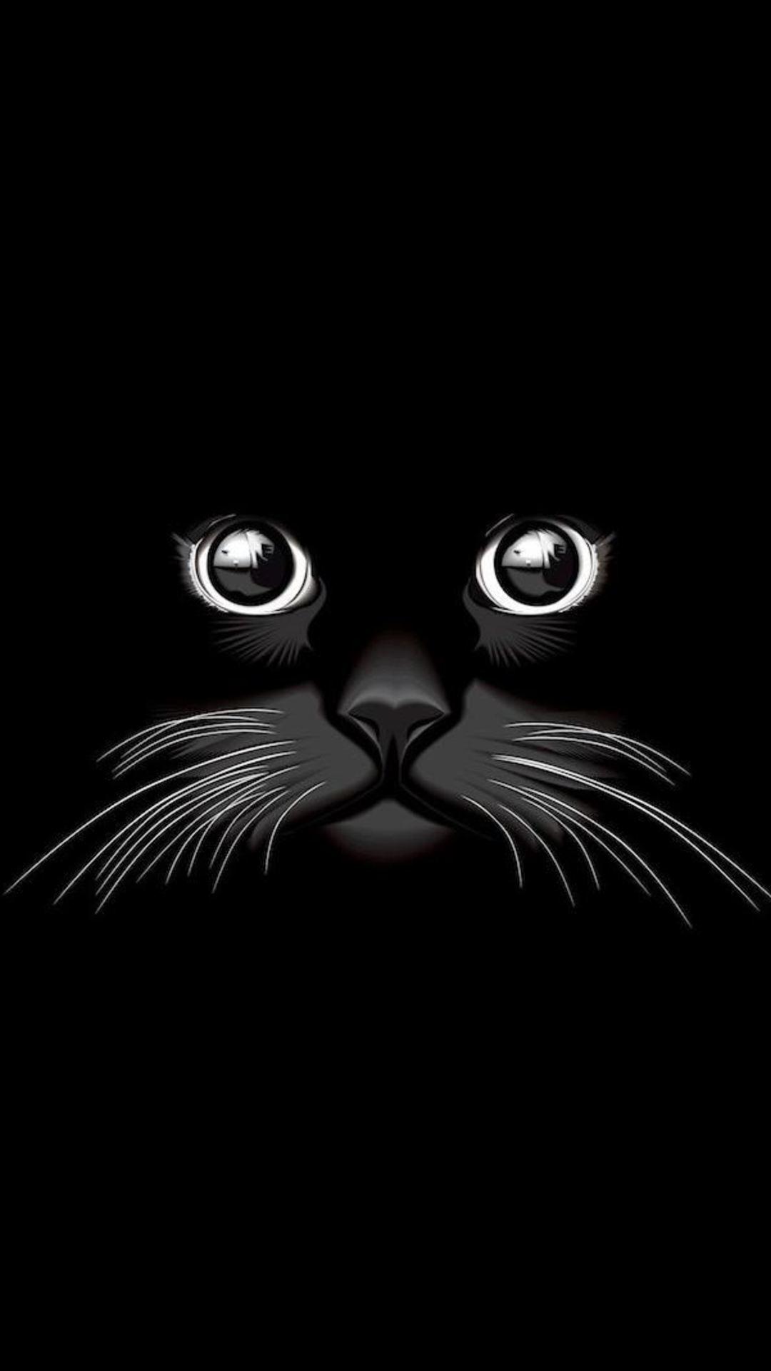 картинки для телефона черный кот ситком воронины