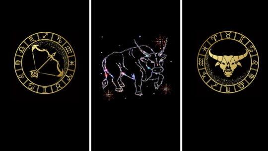 Знаки зодиака для обоев на телефон 1080×2340