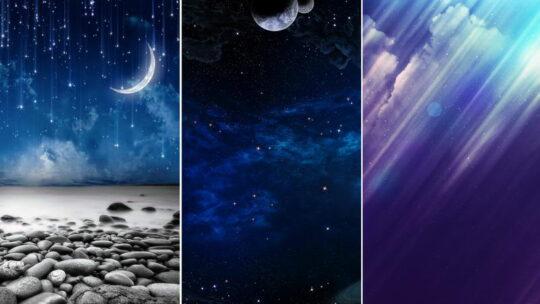 Обои на телефон — небо