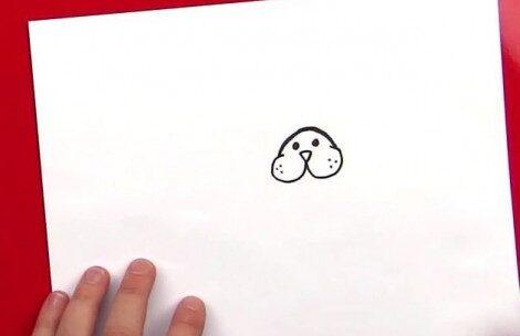 Легкие рисунки карандашом для срисовки поэтапно