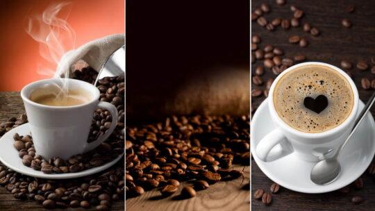 Кофе, чай — обои на телефон