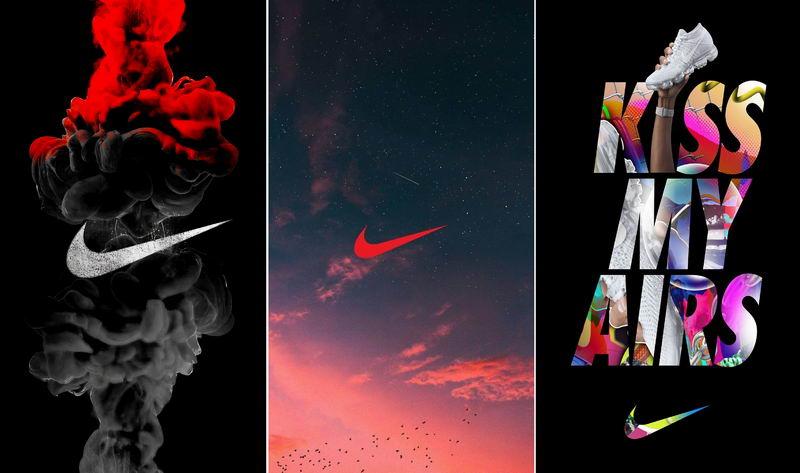 Nike — обои на телефон