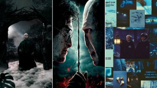 Обои на телефон — Гарри Поттер